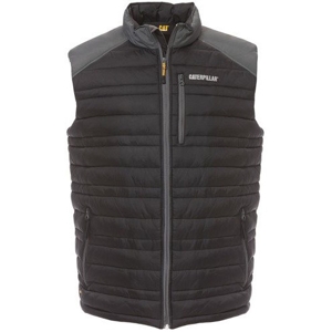 Bezrękawnik CAT APPAREL DEFENDER INSULATED VEST C1320012 BLACK