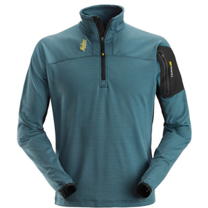 Bluza Micro Fleece XTR (kolor: petrol) Snickers Workwear