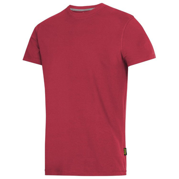 T-shirt (kolor: chili) - Snickers Workwear
