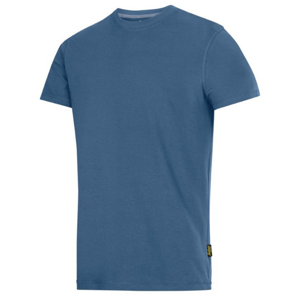T-shirt (kolor: niebieski) - Snickers Workwear