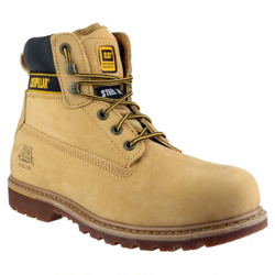 CAT FOOTWEAR buty wzmocnione HOLTON ST SB SRC kolor honey